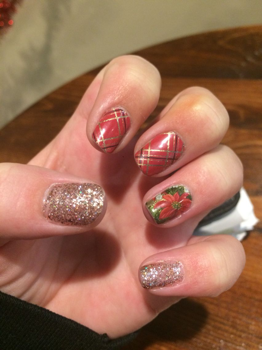 Feeling festive, jamberry style! http://toutzen.jamberry.com
