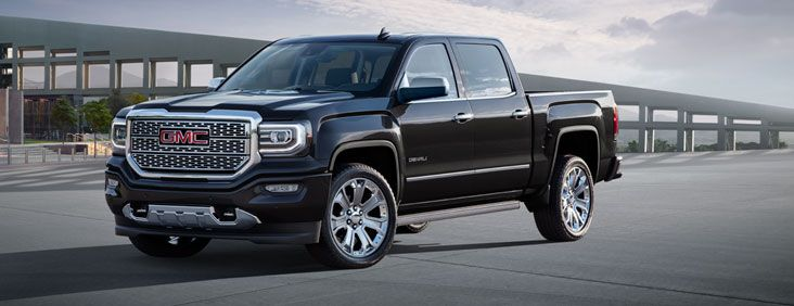 The 2016 Gmc Sierra Denali Ultimate Offers The Highest Level Of