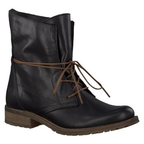 Tamaris Womens Black Boots Brit