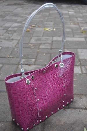 9933408470 Hardwear By Renee....handbags made from recycled materials, I love these! <3