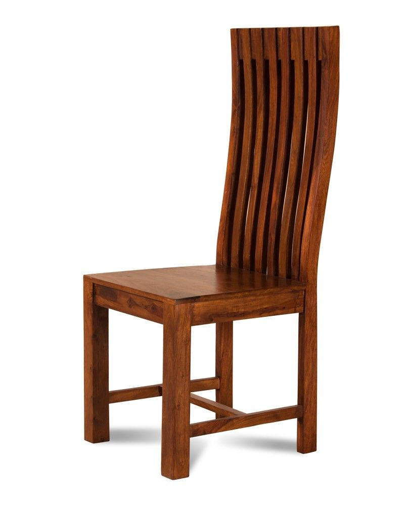 Mandir Sheesham Modern Dining Chair Solid Wood Dining Chairs