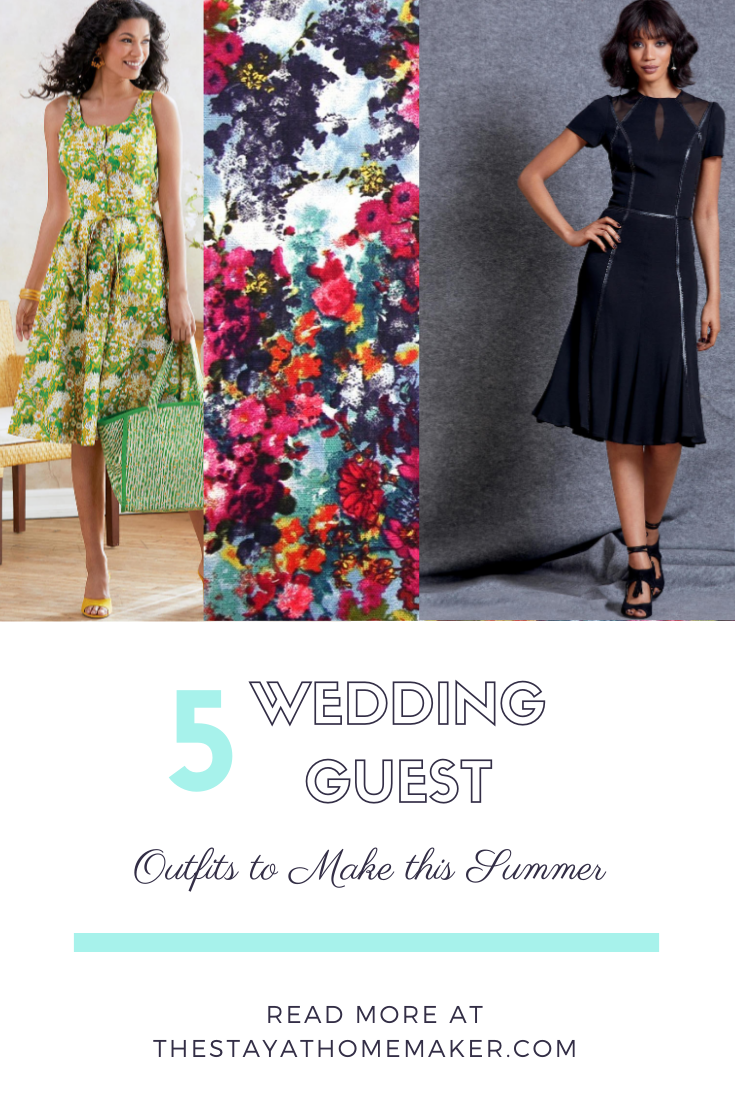 5 Wedding Guest Outfits You Can Sew Yourself Summer Wedding Outfit Guest Guest Outfit Wedding Guest Outfit Summer [ 1102 x 735 Pixel ]