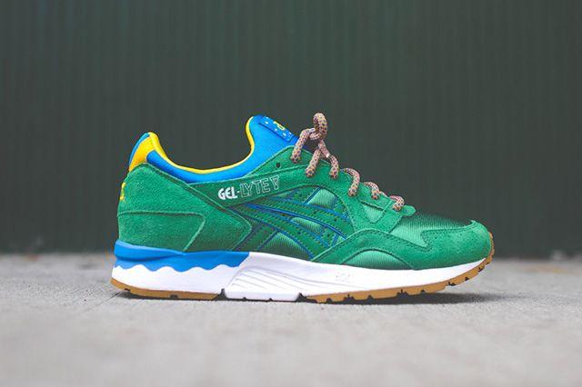 ASICS Gel Lyte V (Brazil) Sneaker Freaker