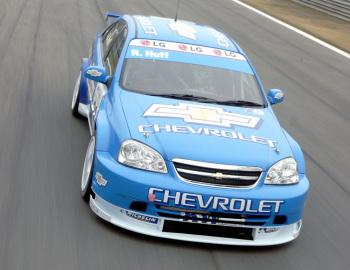Chevrolet Lacetti Wtcc 2006