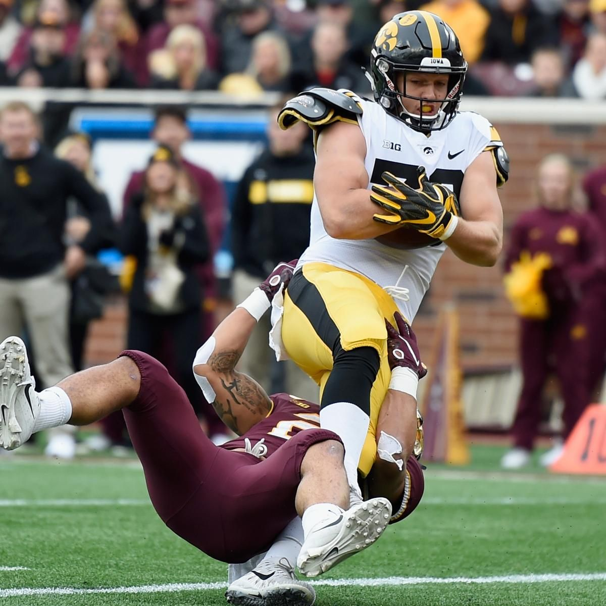 NFL Draft 400 Ranking the Draft's Top Tight Ends Nfl