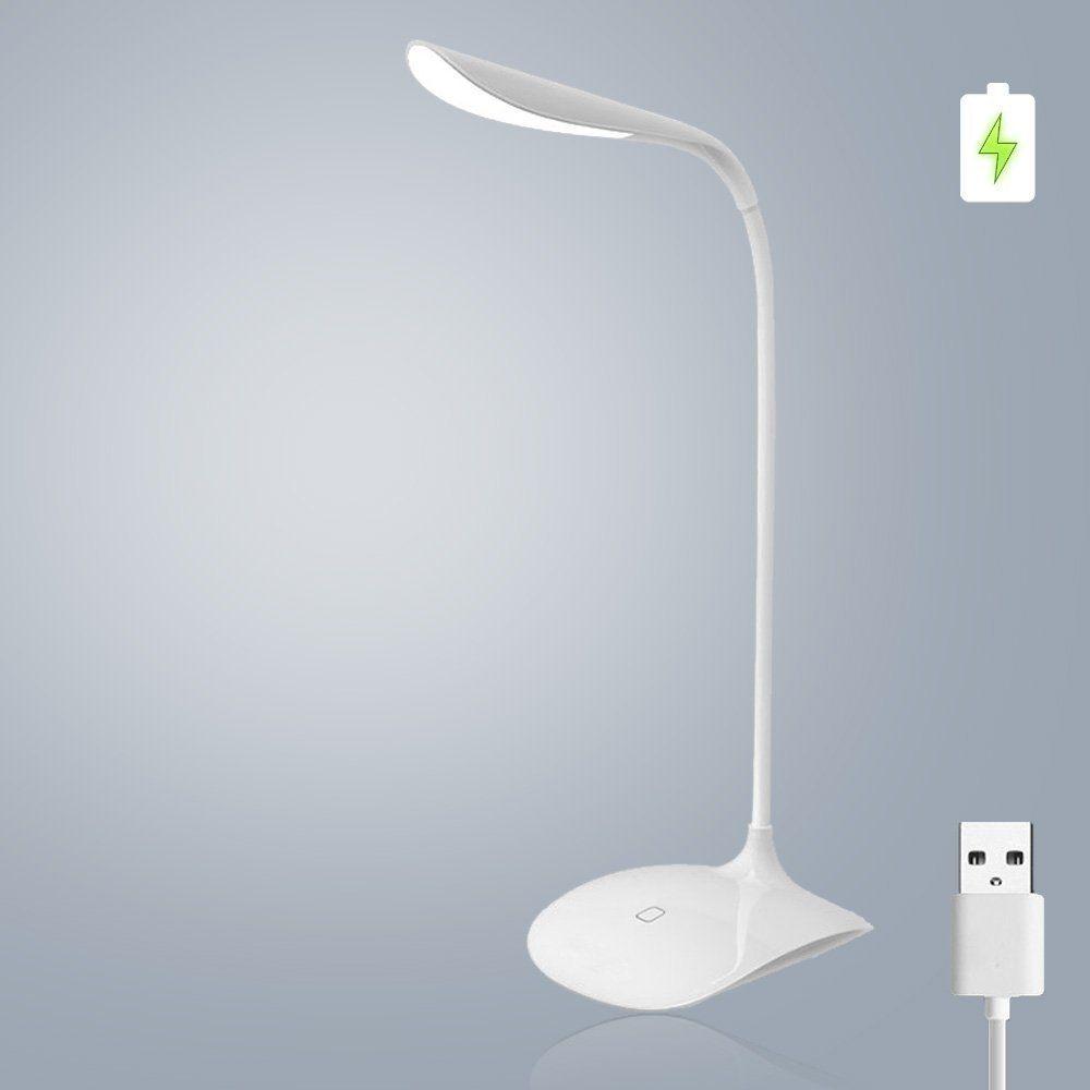 Desk Light Amazon: Brightest Led Desk Lamp IHouseKeeper L201
