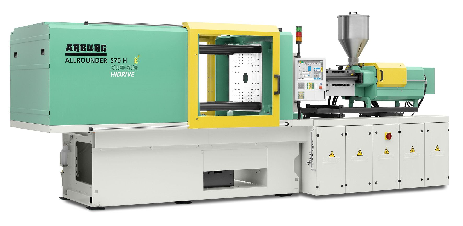 Pure production efficiency: ARBURG at Chinaplas | injection