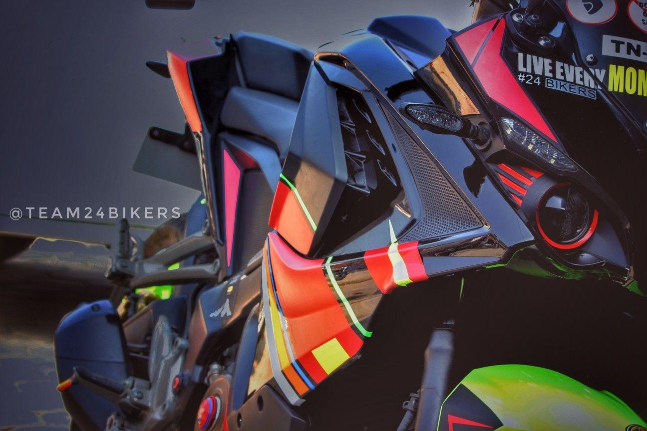Bajaj Pulsar Rs200 Modified Bikers Bikerstatus Bike Motorcycle 24bikers Krishnagiri Mujju24 Bajaj Bikelife Bike Photo Rs 200 Pulsar Bike Pic