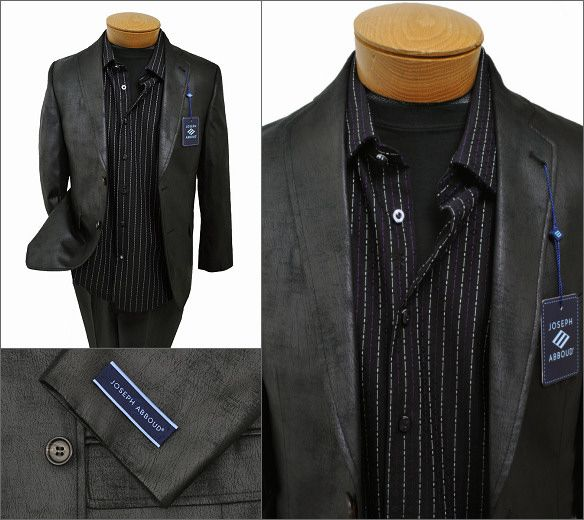 He'll wear this suit.  He'll want to.  www.boysuit.com