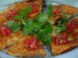 Spicy Steak Quesadilla (use low carb tortillas)