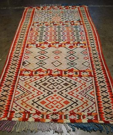 Inventory of Large Hand knotted Moroccan Area Rugs New York