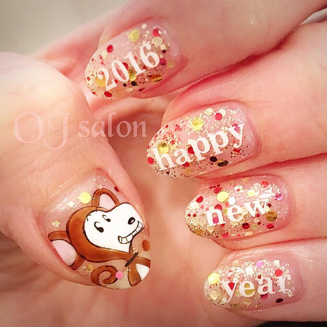 かわいいネイルを見つけたよ♪ #instagram #nails #naildesign #celebrity #tokyo #art #ojsalon #広尾 #恵比寿
