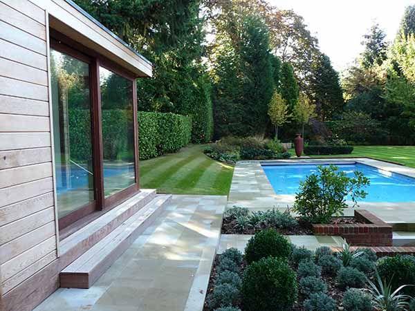 piscinas y jardines buscar con google - Piscinas Jardin
