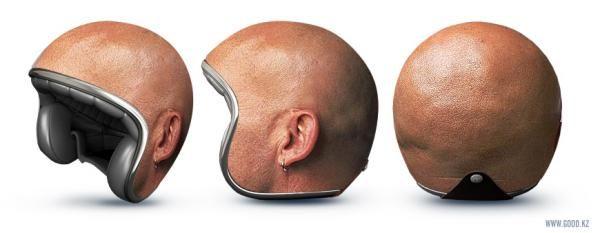 Creative Motorcycle Helmets Design | Cuded