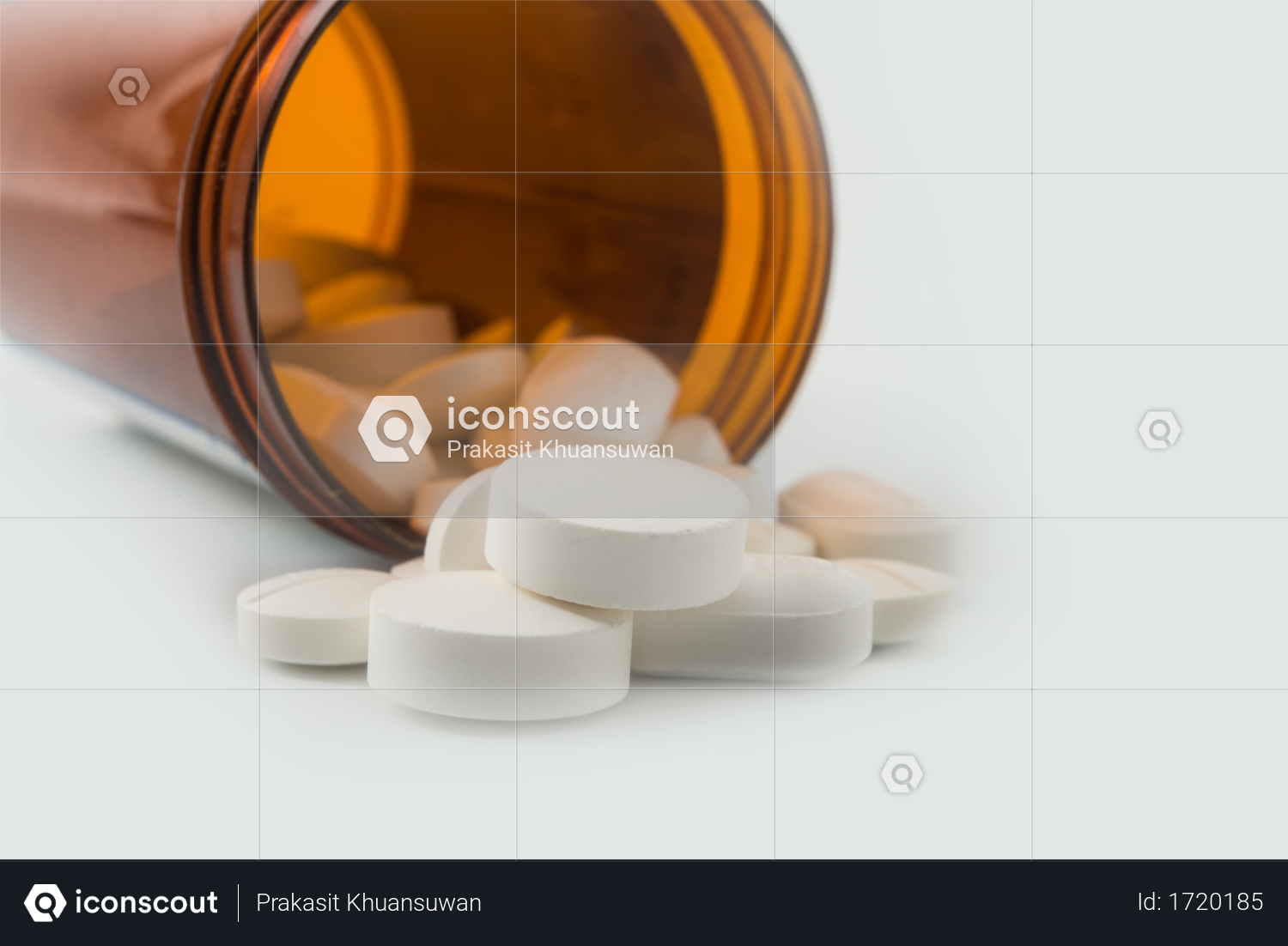 Premium Medical Pills Spilling Out Of A Toppled From Pill Bottle Photo Download In Png Jpg Format Pill Bottles Pills Pill