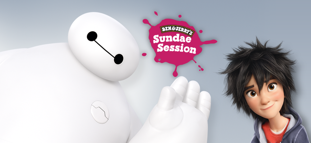 Ben & Jerry's Openair Cinemas - Sydney: Sundae Session: Big Hero 6
