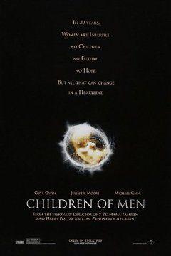Children Of Men Hd Clive Owen Alfonso Cuaron Carteles De Cine