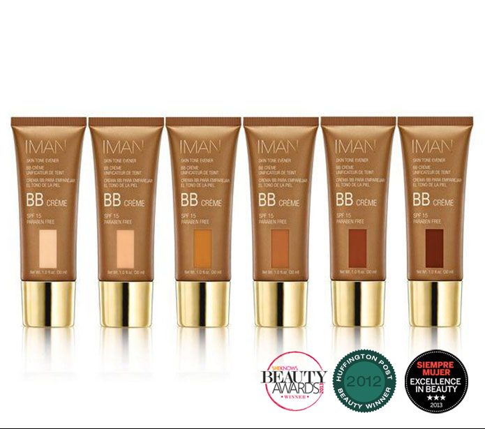 Iman Cosmetics Makeup And Skin Care For Women Of Color Black
