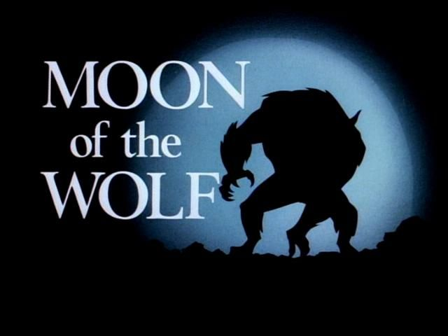 I loved Batman: The Animated Series but, whaddaya know?, the first episode I ever saw was the kick-ass werewolf episode!