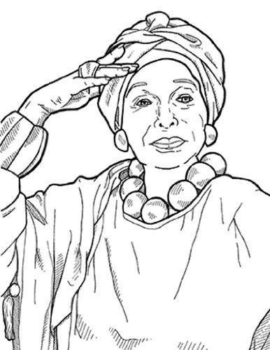 Advanced Style Coloring Book | powerHouse Books | COLORING - WOMEN ...