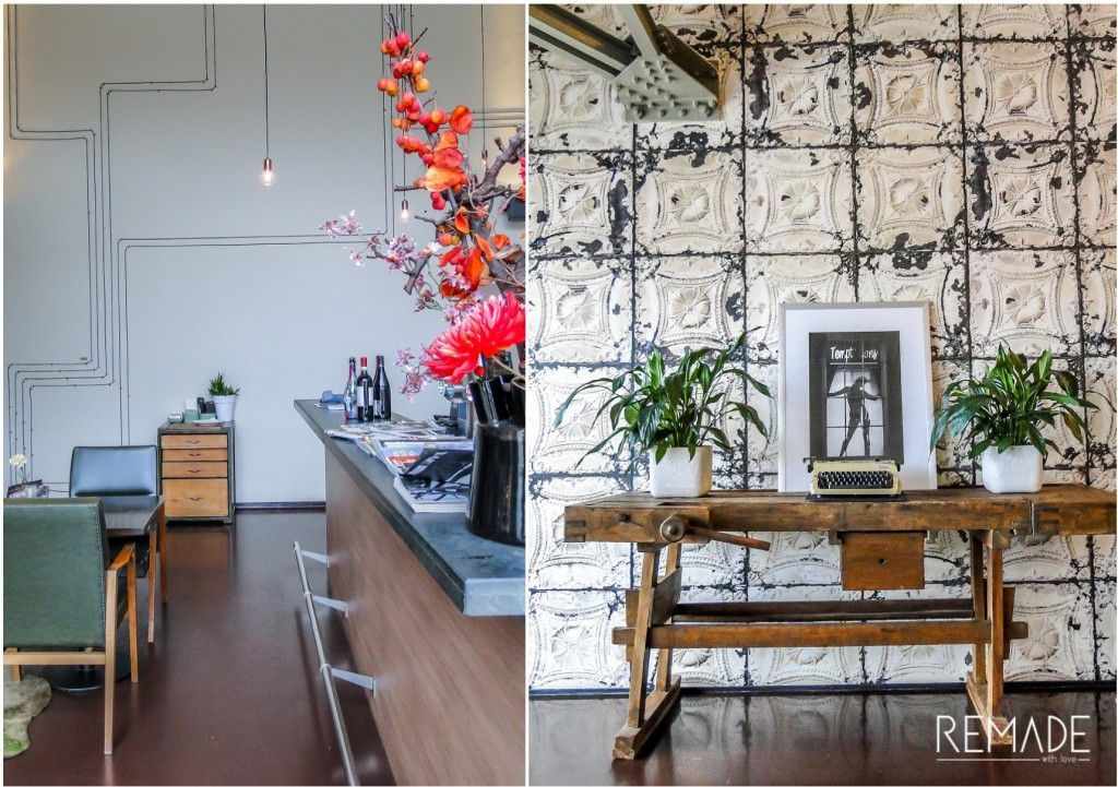 Industriele Meubels Rotterdam : Stroom rotterdam is a boutique hotel with an industrial interior
