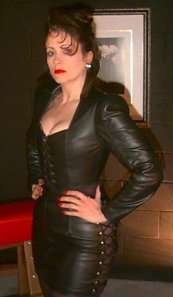 LEATHER MISTRESS SUPREME : Photo | yummy | Pinterest ...