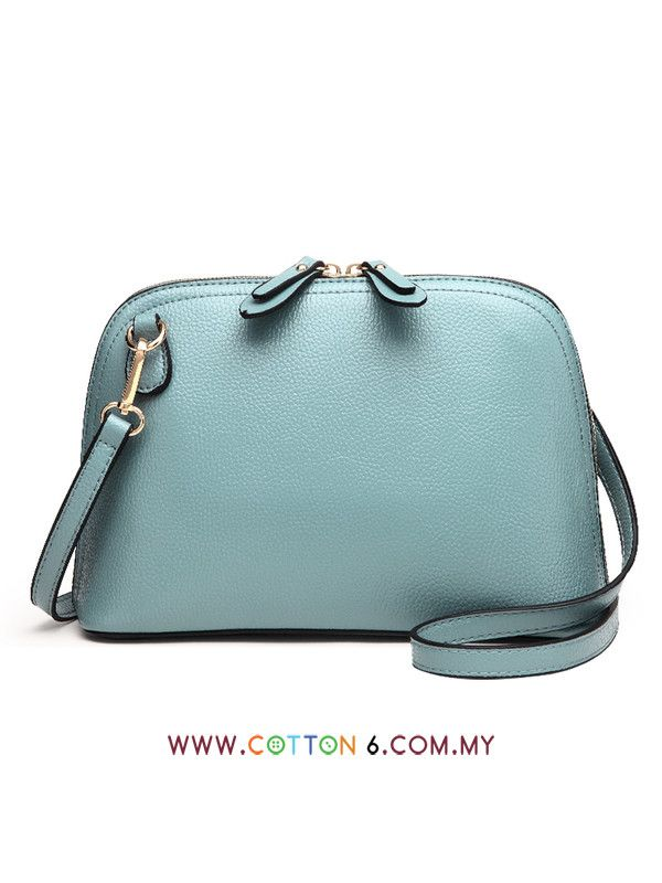 843c6afd83e8 Simple And Nice Plain Pastel Color Sling Bag