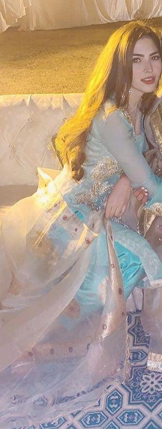 Naimal khawar khan   Pakistani Wear in 2019   Disney