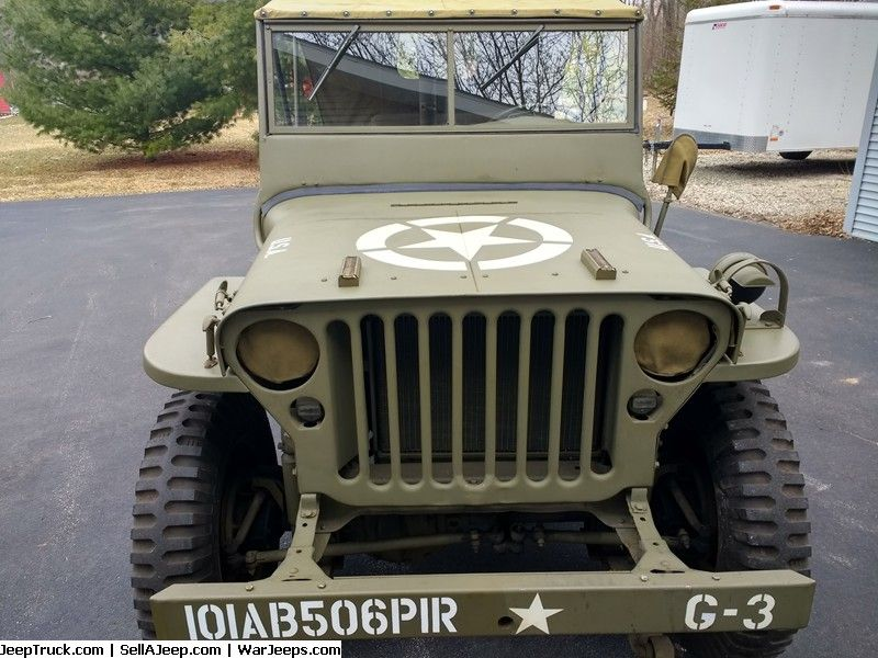 Military Jeeps For Sale And Military Jeep Parts For Sale 1942 Jeep