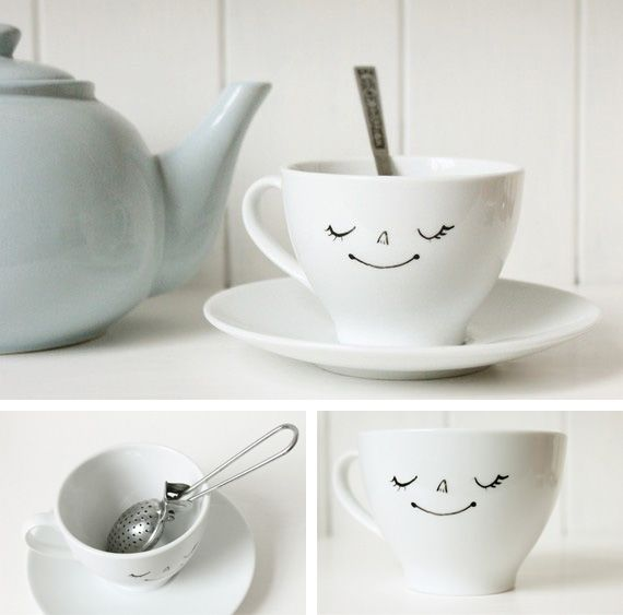 Daydream teacup