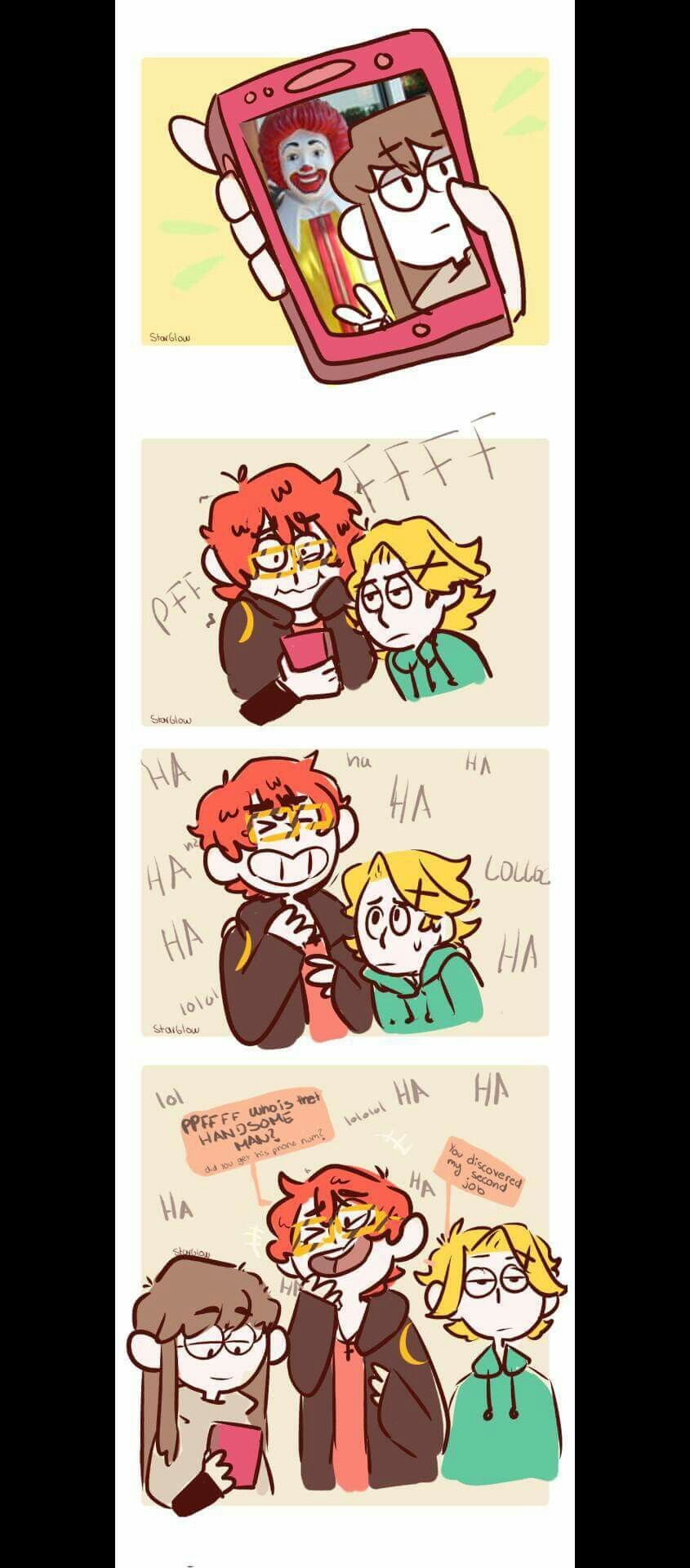 MysticMessenger mostly by Ocea Persson Mystic messenger