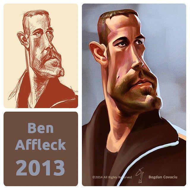 «Ben Affleck» #толсто крикатура