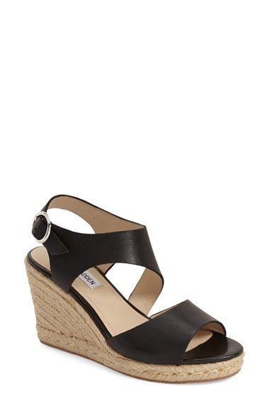 0806cf910b94 Steve Madden  Wavi  Espadrille Wedge Sandal (Women) available at  Nordstrom