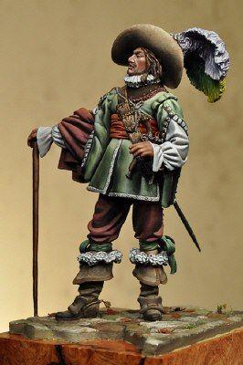 Mosqueteiro (musketeer)