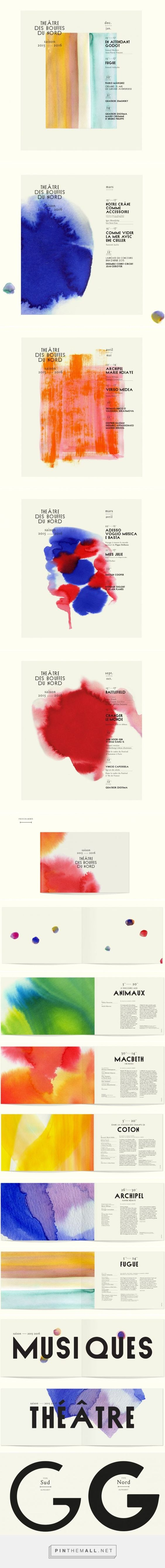 Poster design article - Explore Text Design Layout Design And More