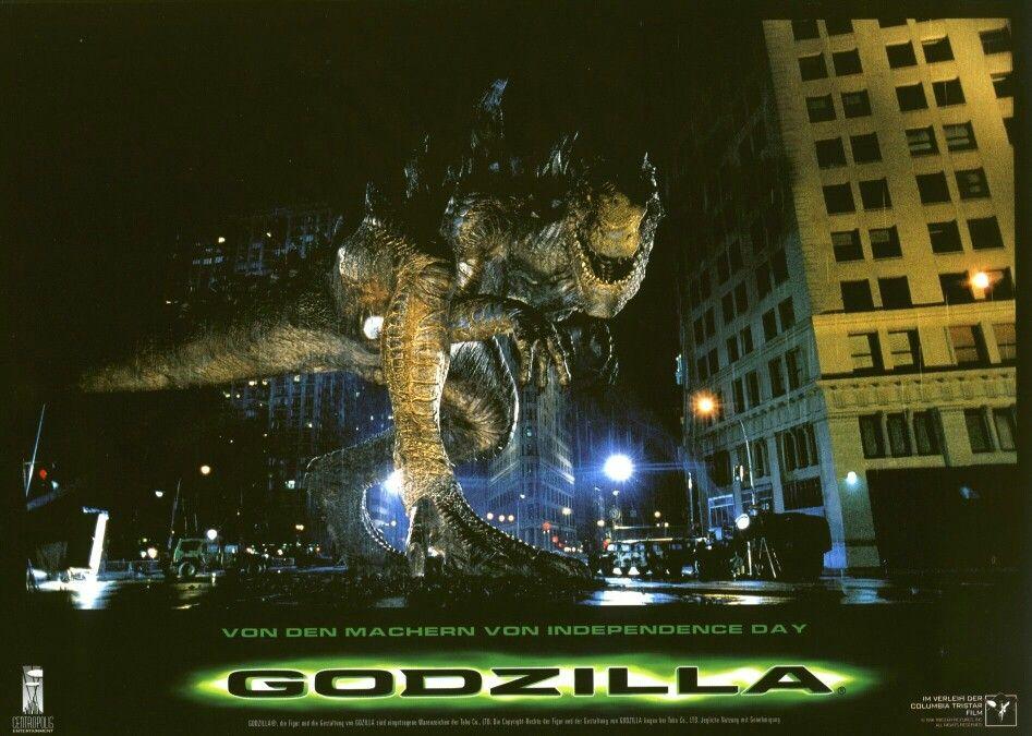 Godzilla 1998 movie trl godzilla 1998