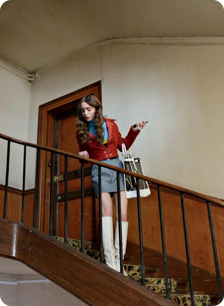All 54 Outfits Worn By Emily Cooper (Lily Collins)