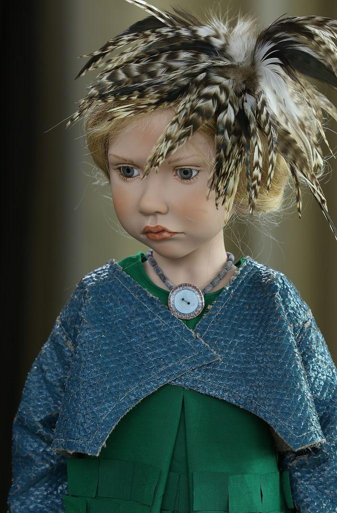 Europa - коллекционные куклы Zwergnase