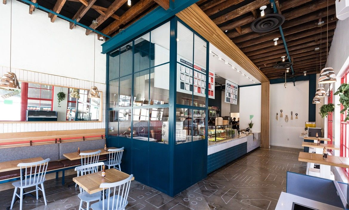 New restaurants in Los Angeles.
