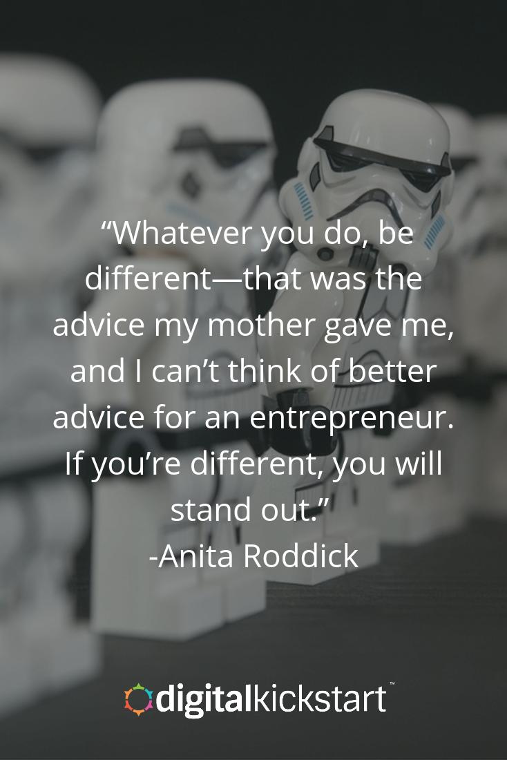 How will you be different? | Digital Kickstart