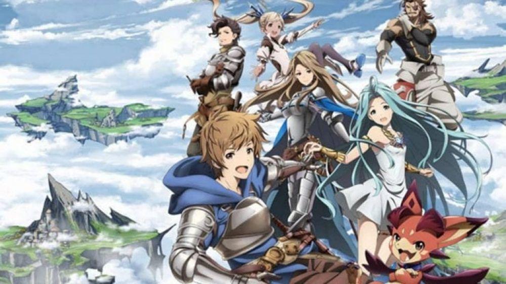 Granblue Fantasy The Animation Season 2 Announced For Fall 2019 Anime Anime Stars Anime Titles
