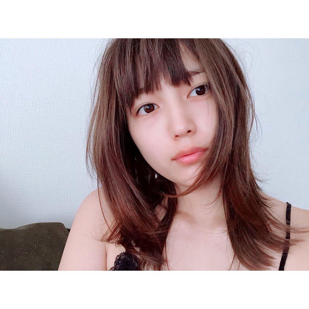髪型可愛い 川口春奈 Frisuren Langhaar