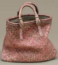 Bottega Veneta limited edition sac tresse handbag