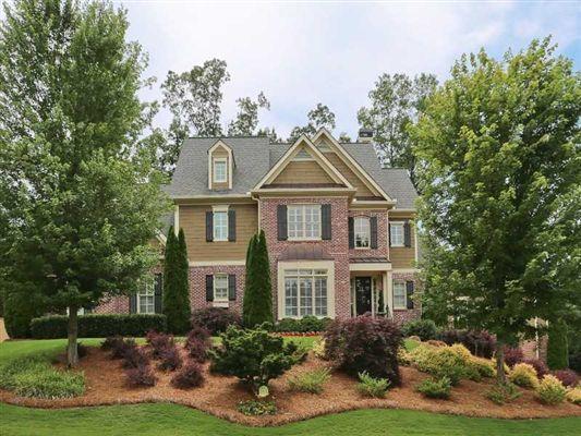 gorgeous brick and cedar shake home luxury homes
