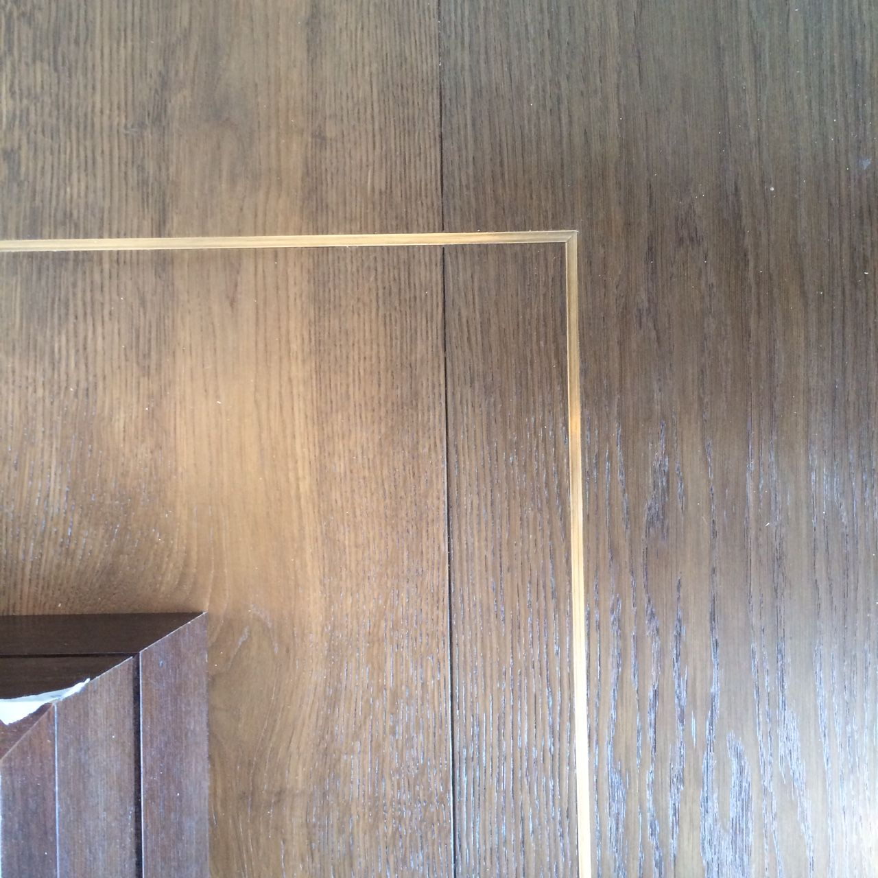 Antique Brass Inlay By Www Element7 Co Uk Grey Wood Floors