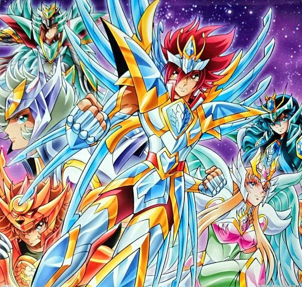 Saints Seiya Omega Online