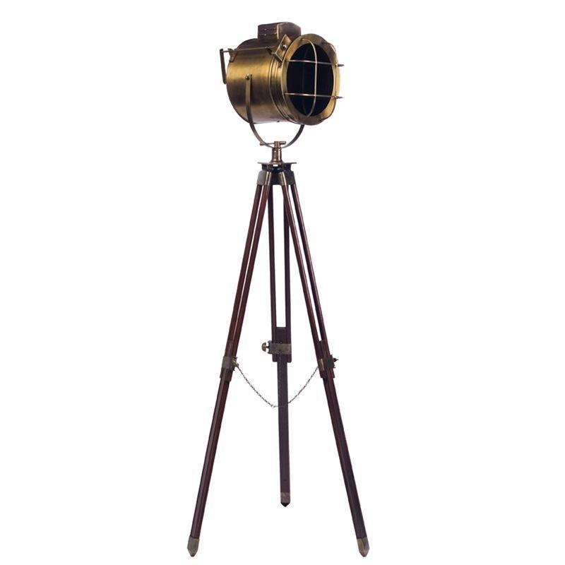 Light Floor Lamp Cafe 184cm Brz Trpd Angus Bunz12055 - Bunnings ...