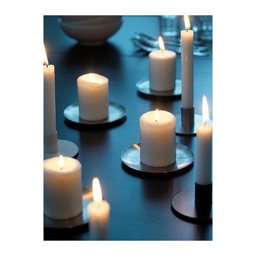 hemsj bougie bloc non parfum e naturel table pinterest decoration table mariage table. Black Bedroom Furniture Sets. Home Design Ideas