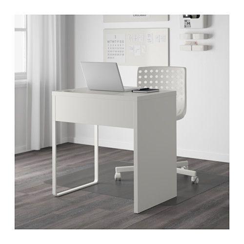 MICKE Bureau zwartbruin Micke desk Desks and Bureaus
