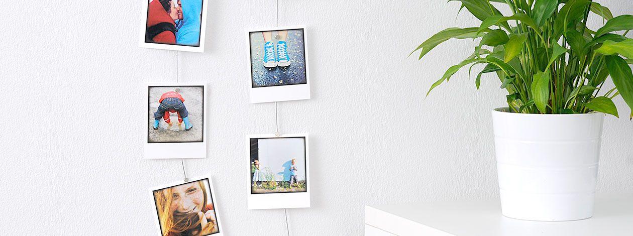 Impression Photo Facon Polaroid Posterxxl Format Polaroid Tirage Photo Impression Photo